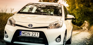 Toyota Yaris Hibrid